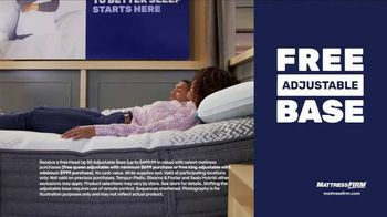 Mattress Firm Best Memorial Day Sale Ever TV Spot, 'Early Access: Save $500 on Tempur-Pedic' - Thumbnail 6