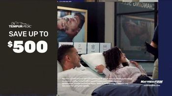 Mattress Firm Best Memorial Day Sale Ever TV Spot, 'Early Access: Save $500 on Tempur-Pedic' - Thumbnail 7