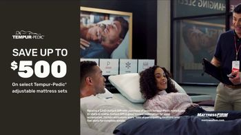 Mattress Firm Best Memorial Day Sale Ever TV Spot, 'Early Access: Save $500 on Tempur-Pedic' - Thumbnail 8