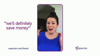 Experian Boost TV Spot, \'Boost: Chris and Katilin\'