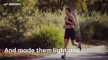 Brooks Running Drive Run Bras TV Spot, 'High-Impact Running' - Thumbnail 5