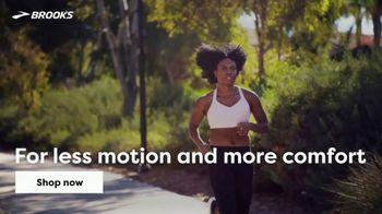 Brooks Running Drive Run Bras TV Spot, 'High-Impact Running' - Thumbnail 7