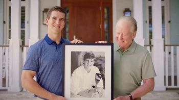 BBQGuys Memorial Day Sale TV Spot, 'Eli Manning Was Born to Grill?' Featuring Archie Manning