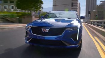 Cadillac Move Up TV Spot, 'Countdown to Luxury: SUV & Sedan' Song by DJ Shadow, Run the Jewels [T2] - Thumbnail 6