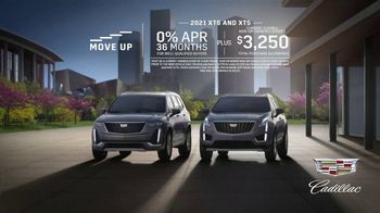 Cadillac Move Up TV Spot, 'Countdown to Luxury: SUV & Sedan' Song by DJ Shadow, Run the Jewels [T2] - Thumbnail 8