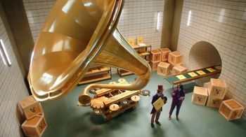 ServiceNow TV Spot, 'Wonka's Fantastical Factory: Licorice Records'