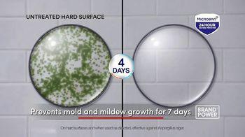 Microban 24 Bathroom Cleaner TV Spot, 'Bathroom Solutions' - Thumbnail 7
