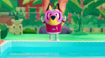 Bluey TV Spot, 'Pool Time Playset'