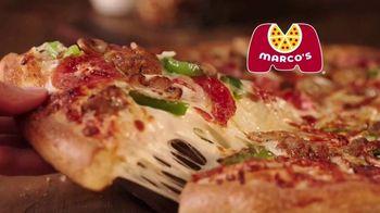 Marco's Pizza TV Spot, 'Hot & Steamy' - Thumbnail 8