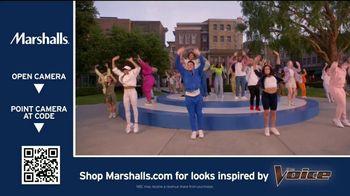 Marshalls TV Spot, 'NBC: The Voice: Dynamite' - Thumbnail 4