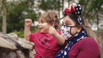 Disney World TV Spot, 'Mañana empieza hoy' canción de Rex Allen [Spanish]