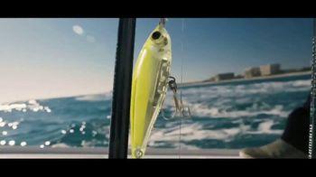 Yo-Zuri Fishing 3D Inshore Series TV Spot, 'Hooked'