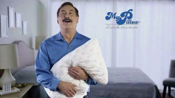 My Pillow TV Spot, 'Deep Discount Interruption: Pillow' - Thumbnail 1
