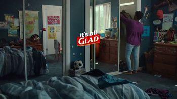 Glad ForceFlexPlus With Clorox TV Spot, 'Long Forgotten Trash'