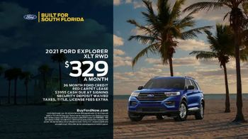 2021 Ford Explorer TV Spot, 'Inspiration' Featuring Luis Fonsi [T2] - Thumbnail 9