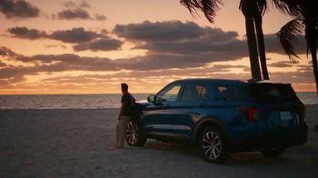 2021 Ford Explorer TV Spot, 'Inspiration' Featuring Luis Fonsi [T2]