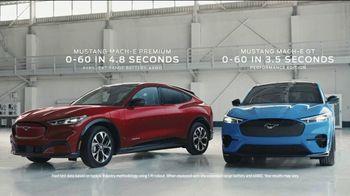 2021 Ford Mustang Mach-E TV Spot, 'Mach-E vs. Gravity: Torque' [T1] - Thumbnail 7