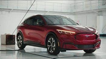 2021 Ford Mustang Mach-E TV Spot, 'Mach-E vs. Gravity: Torque' [T1] - Thumbnail 2