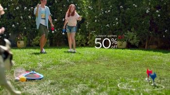 Kohl's TV Spot, 'Dive in to Summer: Outdoor Furniture, Games and Grilling' Song by Oh, Hush! - Thumbnail 4