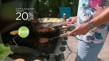 Kohl's TV Spot, 'Dive in to Summer: Outdoor Furniture, Games and Grilling' Song by Oh, Hush! - Thumbnail 5