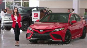 Toyota Marzo en Marcha TV Spot, 'Nada que pensar' [Spanish] [T2] - 21 commercial airings