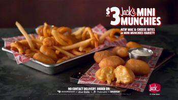 Jack in the Box Jack's Mini Munchies TV Spot, 'Mac & Cheese: One More Bite: $3' - Thumbnail 8