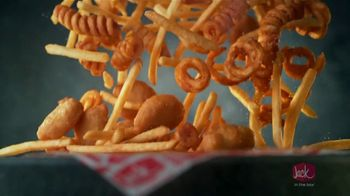 Jack in the Box Jack's Mini Munchies TV Spot, 'Mac & Cheese: One More Bite: $3' - Thumbnail 2