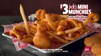 Jack in the Box Jack's Mini Munchies TV Spot, 'Mac & Cheese: One More Bite: $3' - Thumbnail 6