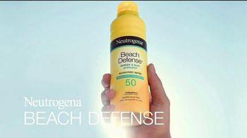 Neutrogena Beach Defense TV Spot, 'Más protección. Más sol.' [Spanish] - Thumbnail 4