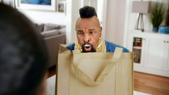 Aaron's TV Spot, 'The Aa-Team: Refrigerator' Featuring Mr. T - Thumbnail 9