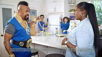 Aaron's TV Spot, 'The Aa-Team: Refrigerator' Featuring Mr. T - Thumbnail 6