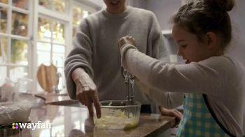 Wayfair TV Spot, 'Appliances: Make Homemade Taste Better'