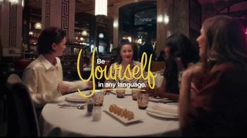 Rosetta Stone TV Spot, 'Be Yourself in Any Language' - Thumbnail 9