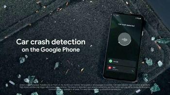 Google Pixel TV Spot, 'The Crash That Called: Chris's True Pixel Story' - Thumbnail 9