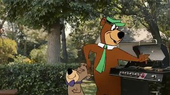 GEICO TV Spot, 'Yogi Bear Joins the BBQ' - Thumbnail 3