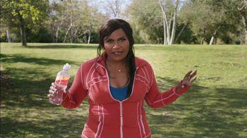 Propel Water Immune Support TV Spot, 'Short Speech' Featuring Mindy Kaling