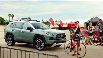 Toyota Summer Starts Here TV Spot, 'Summer Activities' [T2]