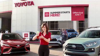 Toyota Summer Starts Here TV Spot, 'Ice Cream' [T2] - Thumbnail 5