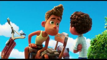 Disney+ TV Spot, 'Luca' Song by Edoardo Bennato
