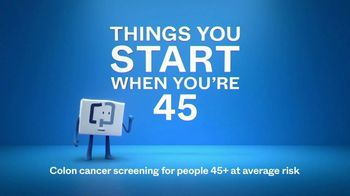 Cologuard TV Spot, 'When You're 45'