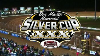 World of Outlaws TV Spot, '2021 Don Martin Memorial Silver Cup: Lernerville Speedway'