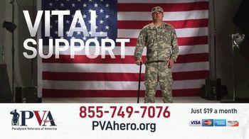 Paralyzed Veterans of America TV Spot, '10,000 Hours' - Thumbnail 10