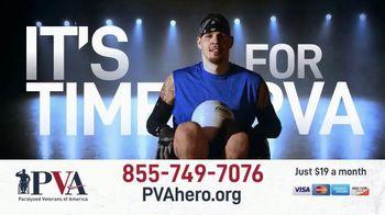 Paralyzed Veterans of America TV Spot, '10,000 Hours' - Thumbnail 6