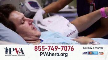 Paralyzed Veterans of America TV Spot, '10,000 Hours' - Thumbnail 7
