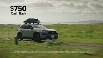 Toyota TV Spot, 'Your Next Adventure' [T2] - Thumbnail 4