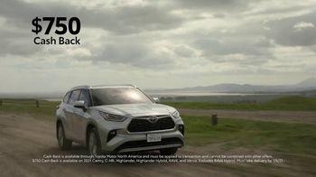 Toyota TV Spot, 'Your Next Adventure' [T2] - Thumbnail 6