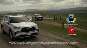Toyota TV Spot, 'Your Next Adventure' [T2] - Thumbnail 7