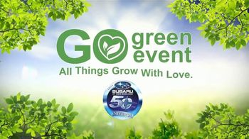 Subaru Go Green Event TV Spot, 'Grow With Love: Outback' [T2] - Thumbnail 5