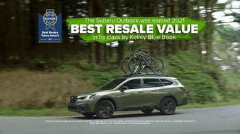 Subaru Go Green Event TV Spot, 'Grow With Love: Outback' [T2] - Thumbnail 6