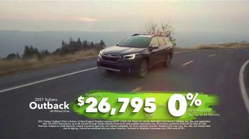 Subaru Go Green Event TV Spot, 'Grow With Love: Outback' [T2] - Thumbnail 7